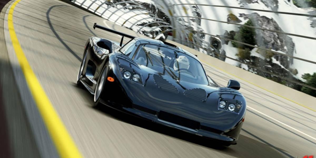Forza Motorsport 4 a primera vista (demo)