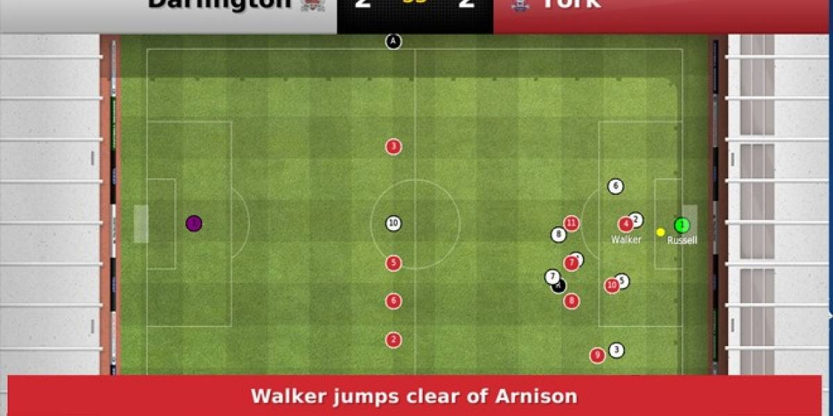 Football Manager Handheld ya está disponible para Android
