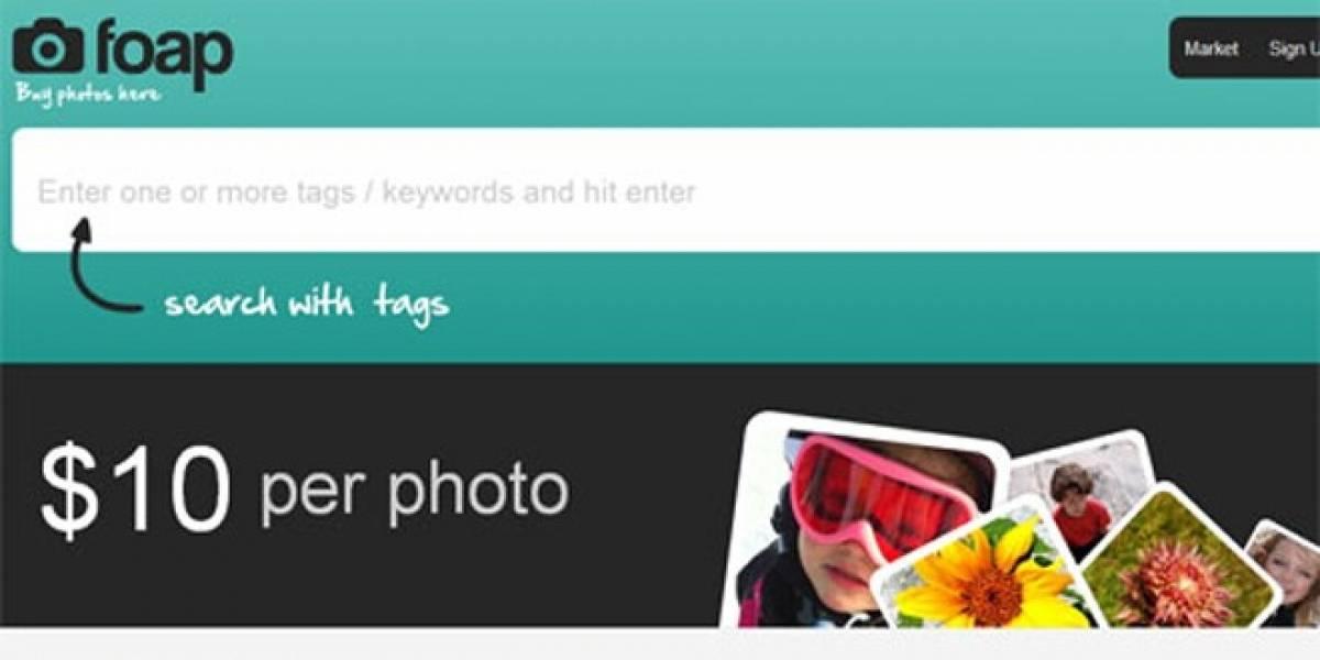 La plataforma Foap te permite vender las fotos que haces con tu iPhone