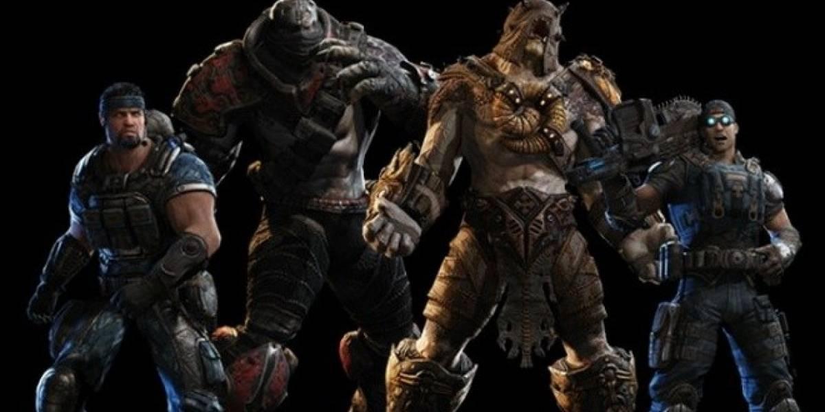 Forces of Nature es el nuevo contenido descargable para Gears of War 3