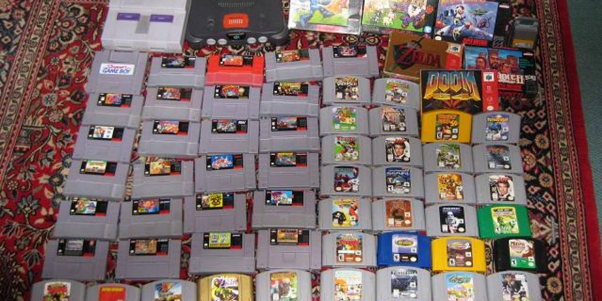 Juegos en formato físico venden cada vez menos en USA