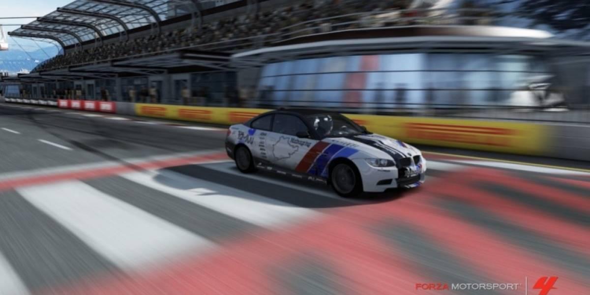 El Season Pass de Forza Motorsport 4 es la oferta del día en Xbox Live