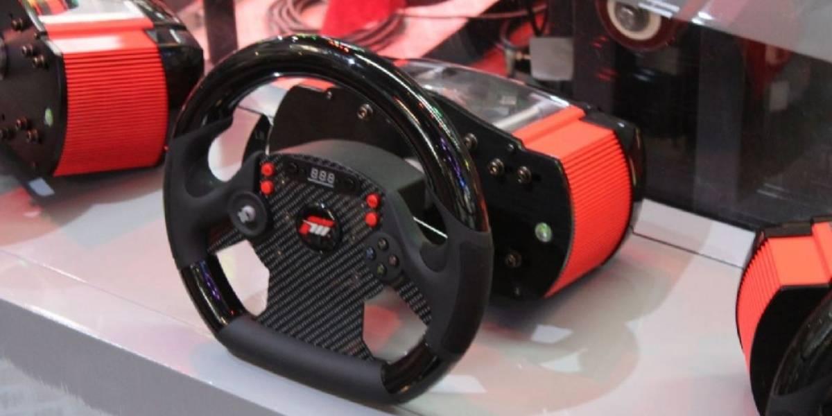 El circuito Infineon Raceway, como visto en Forza Motorsport 4