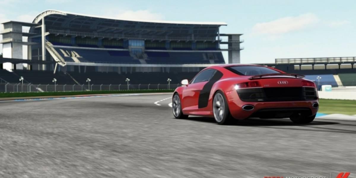 Forza Motorsport 4 tendrá su demo el 3 de Octubre