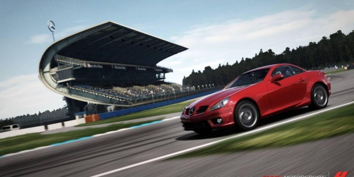 Forza Motorsport 4 ya se encuentra disponible en tiendas