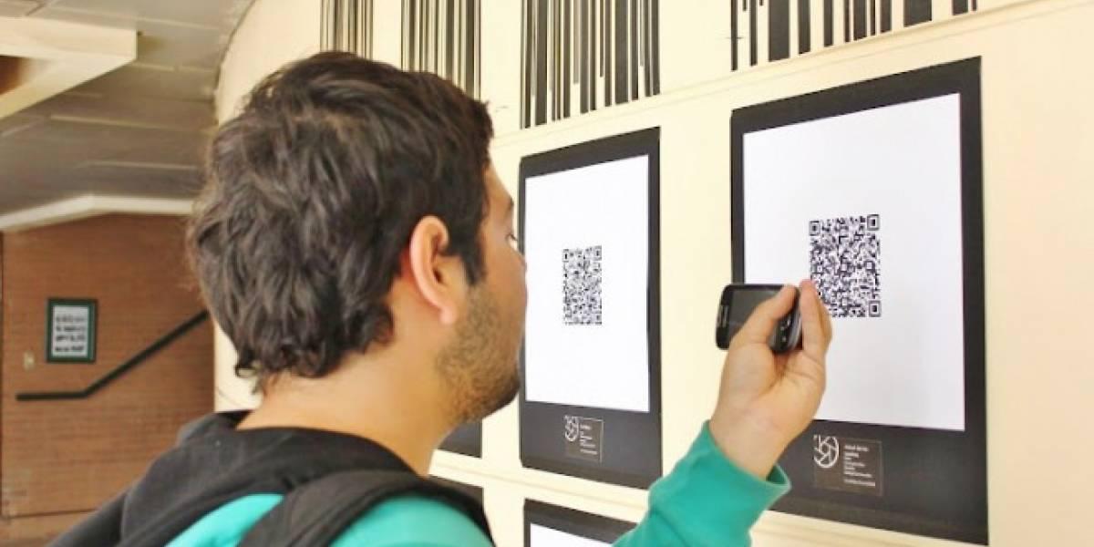 Chile: Primera exposición de códigos QR se toma La Serena