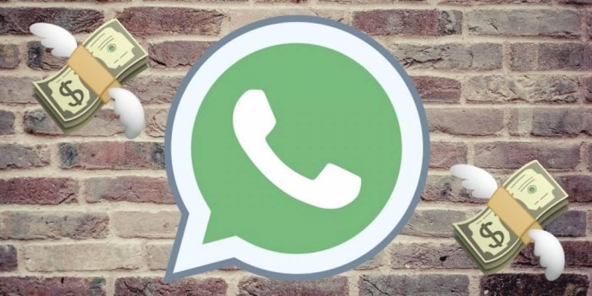 WhatsApp empezará a probar su sistema de pago en la India
