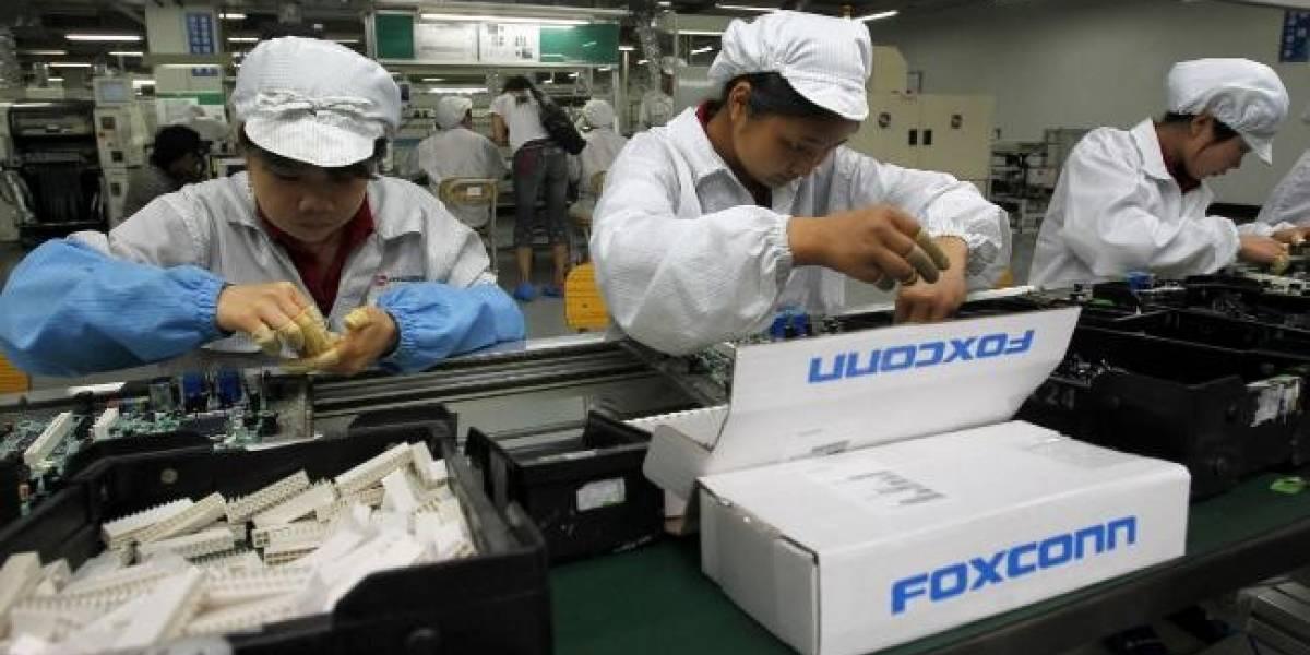 Foxconn acepta que tiene problemas fabricando el iPhone 5