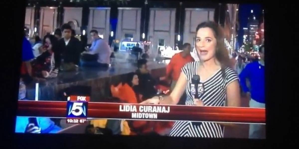 Epic Fail: Reportera de Fox News no tiene idea de lo que es un iPhone 5