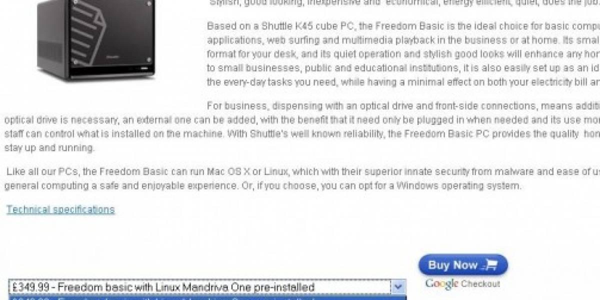Reino Unido también tiene Macs clónicos
