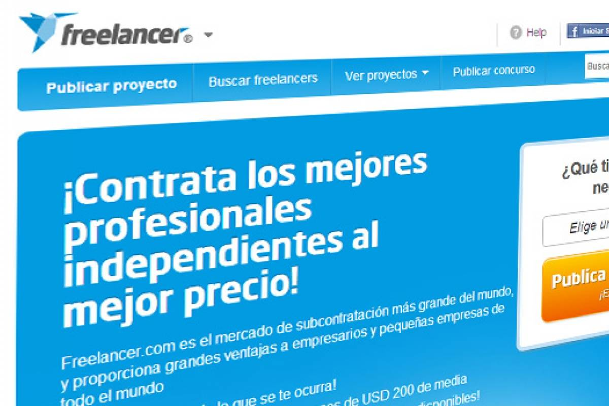 Chile: Freelancer.com lanza versión local