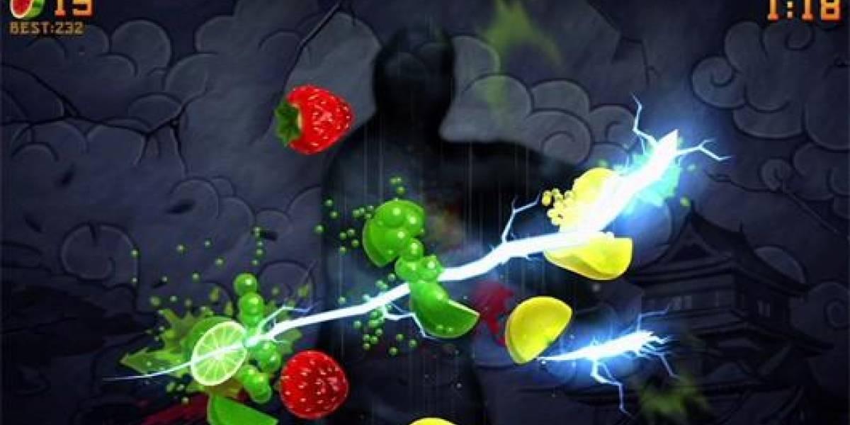 Fruit Ninja Kinect ya tiene DLC