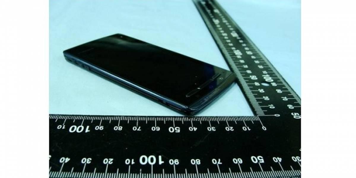 Fujitsu lanza el androide más delgado del mercado