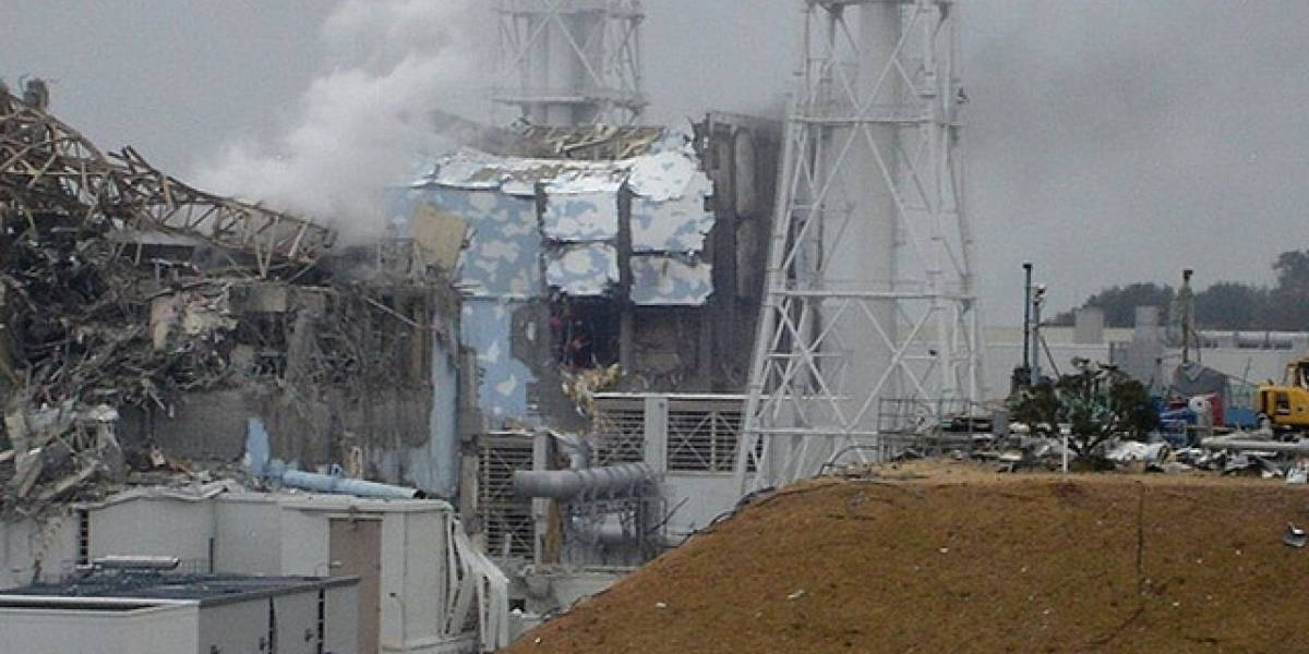 Japón admite una fusión de núcleo en uno de los reactores de Fukushima