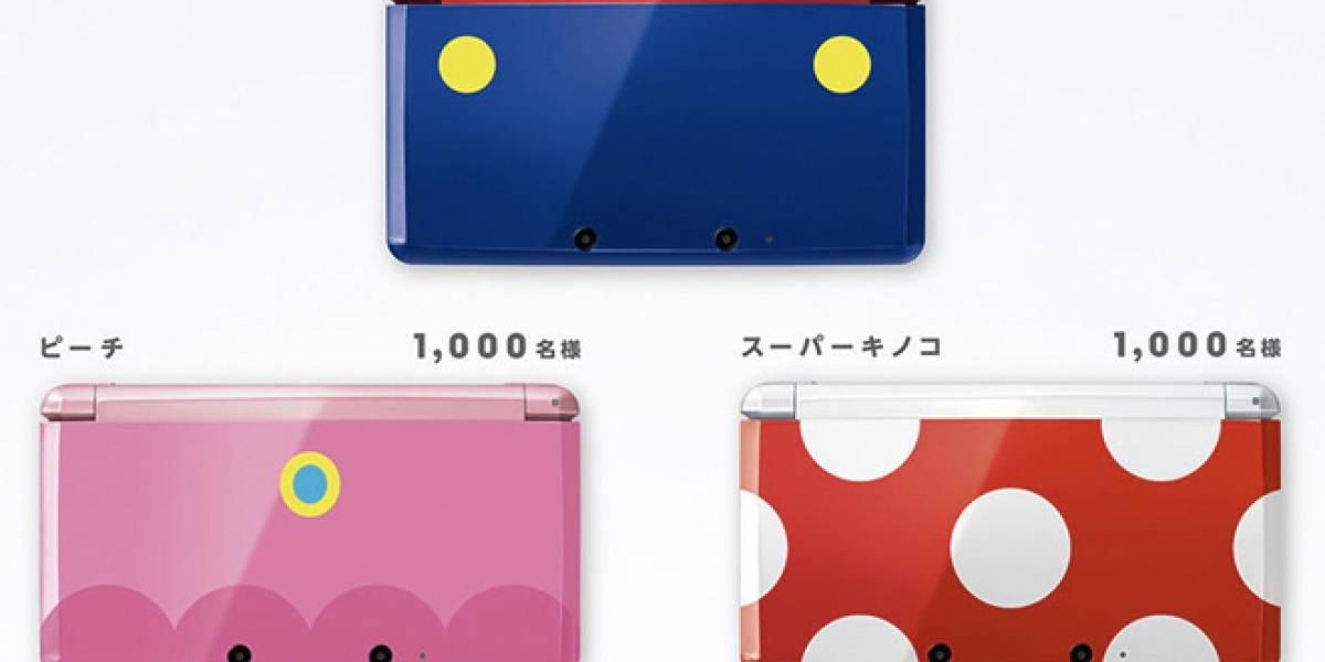 Nintendo Europa prepara regalos para dueños de 3DS
