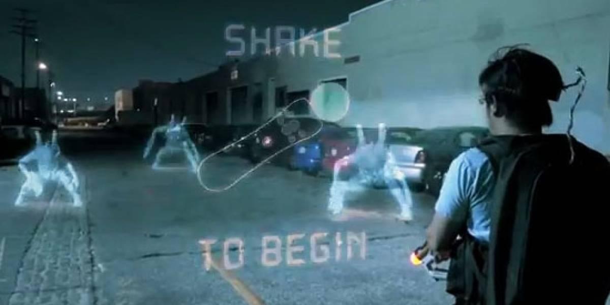 El futuro de los juegos holográficos
