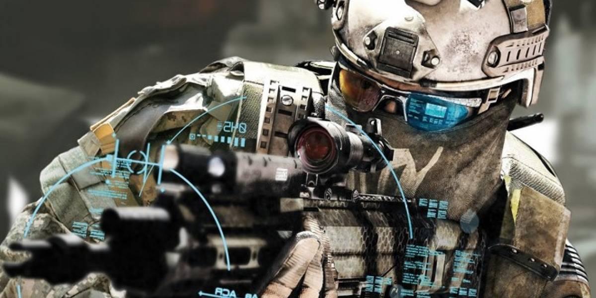 Ghost Recon Future Soldier sí llegará a PC
