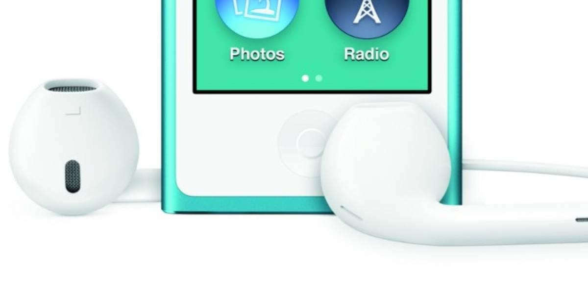 Apple realiza el primer cambio de diseño relevante en sus audífonos desde el 2006