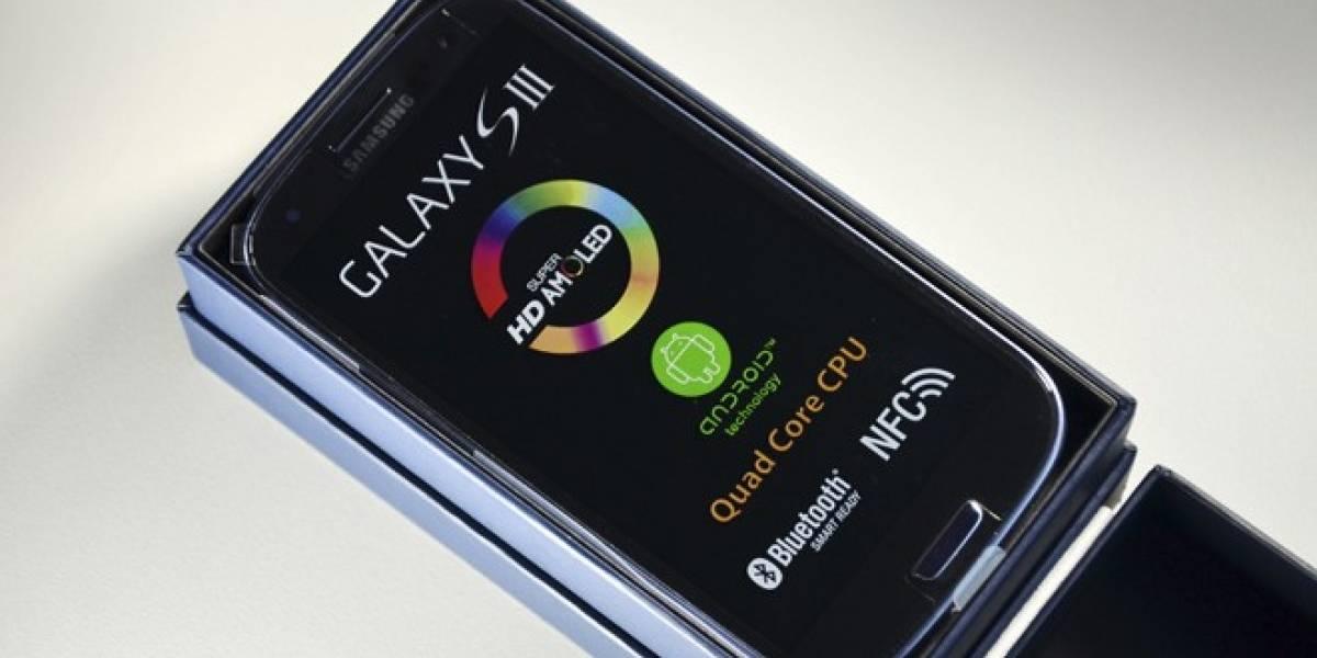 El Samsung Galaxy S III ya se vende en Dubai