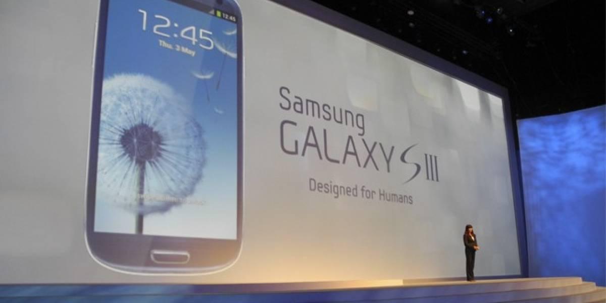¿Te perdiste la presentación en vivo del Galaxy S III? ¡Video aquí!