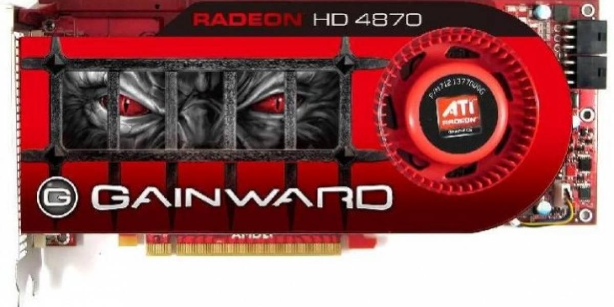 Gainward ya no fabricará tarjetas de video ATI