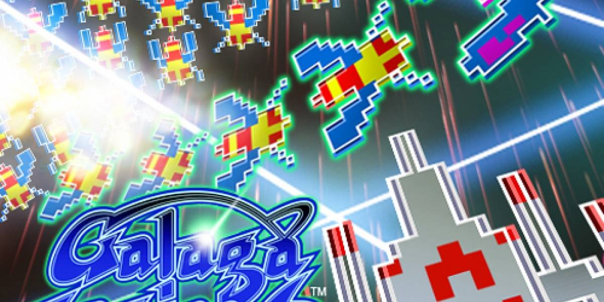 Se anuncia el campeonato online de Galaga Legions DX