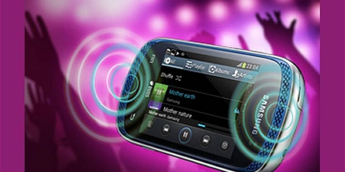 Se filtran detalles e imágenes del Samsung Galaxy Music