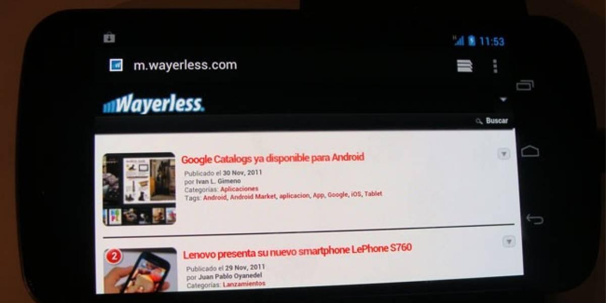 El Samsung Galaxy Nexus ya está en España