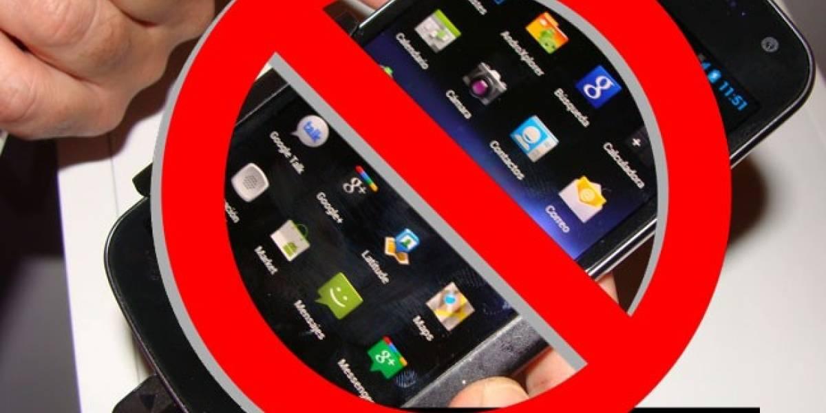 Samsung lucha por vender su Galaxy Nexus, también bloqueado por Apple en EE.UU.