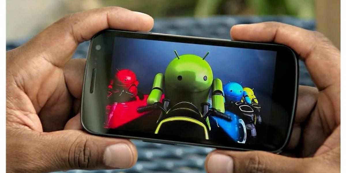 Video: Aparece el primer anuncio publicitario del Galaxy Nexus