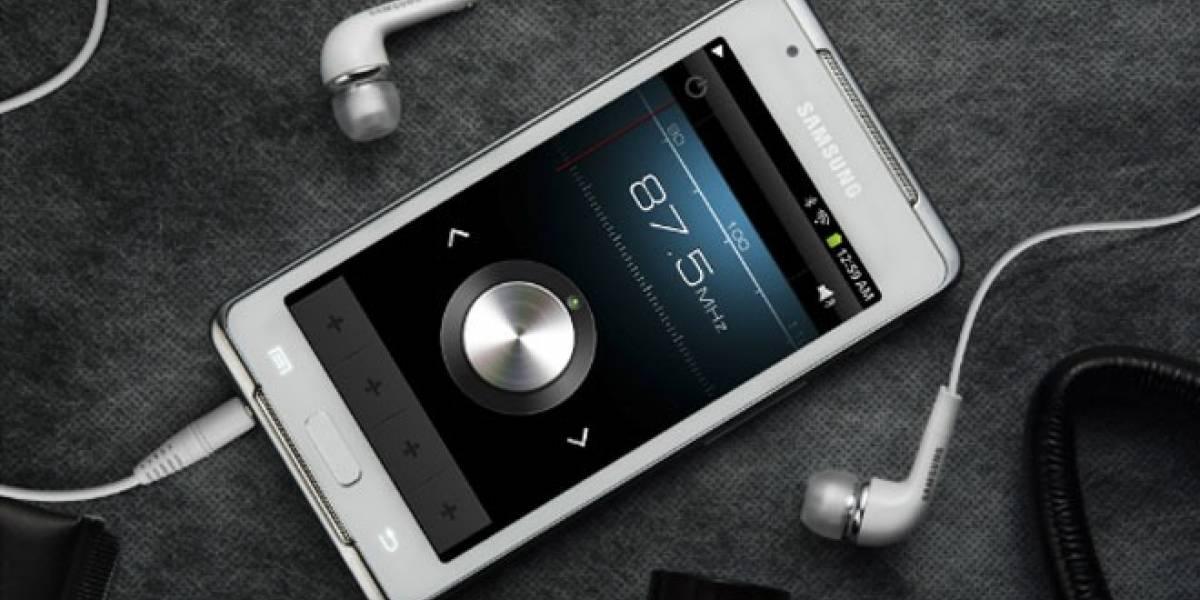 Samsung nos presentó su nuevo Galaxy S WiFi 4.2: Un reproductor multimedia muy inteligente