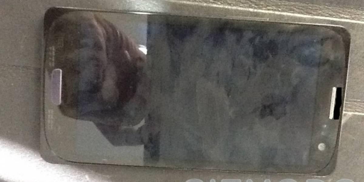 Imágenes muestran un supuesto Galaxy S III en estado salvaje