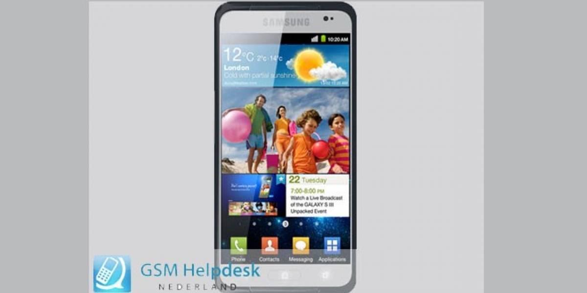 Futurología: ¿Este es el Samsung Galaxy S III?