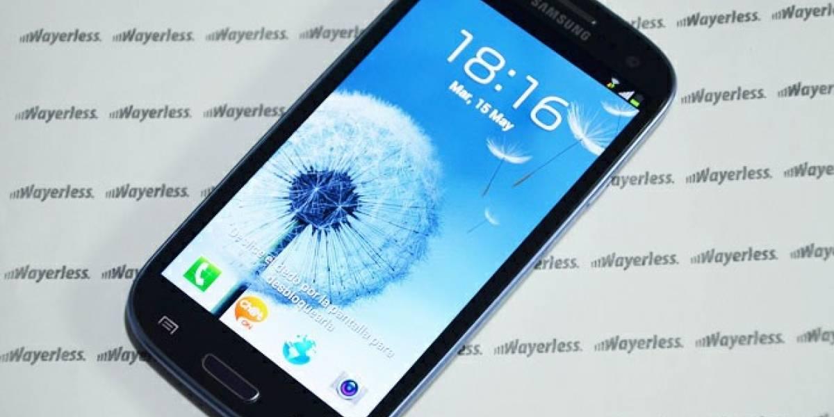 Samsung no responde por grietas en el Galaxy S III