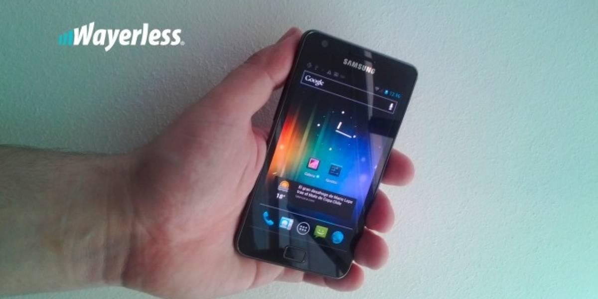 Samsung UK confirma que Android 4.0 Ice Cream Sandwich llegará al Galaxy S II
