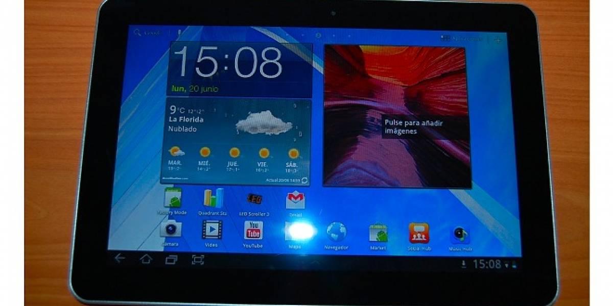 El Samsung Galaxy Tab 10.1 podría venderse nuevamente en Australia