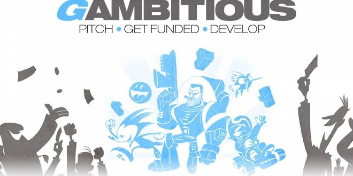 Gambitious ofrecerá un sistema de financiamiento alternativo a Kickstarter