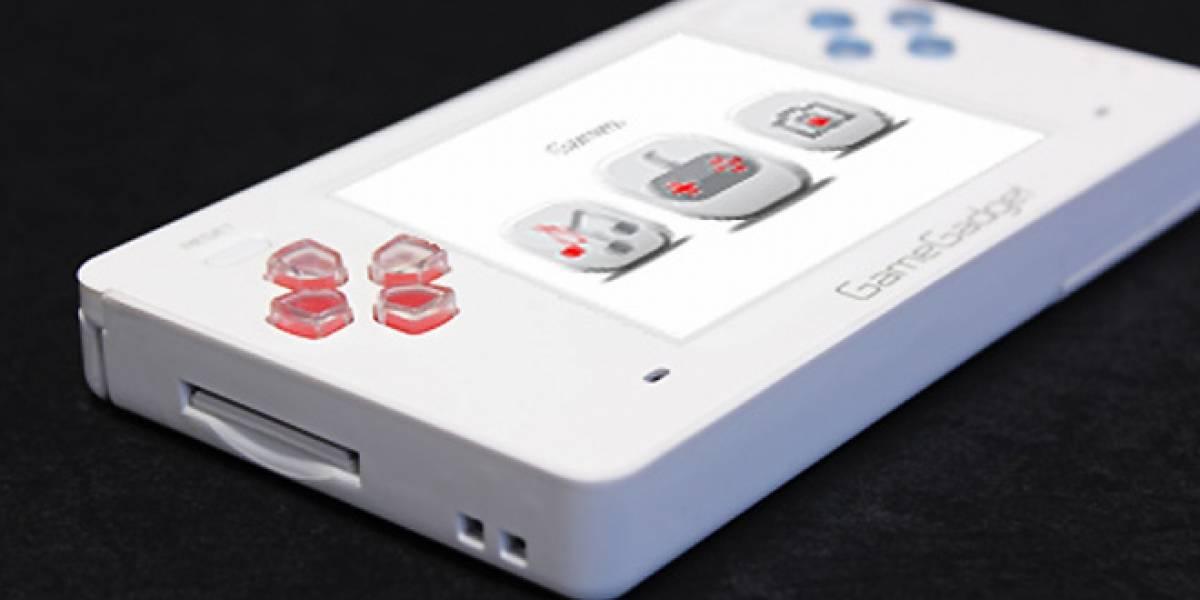 Blaze anuncia el GameGadget, un portátil que promete más de lo que puede cumplir