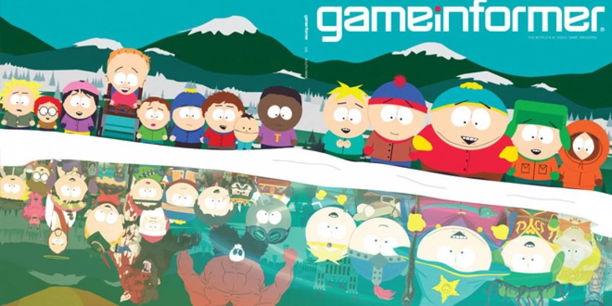 Se viene un gran RPG de South Park para consolas el próximo año [Actualizado]
