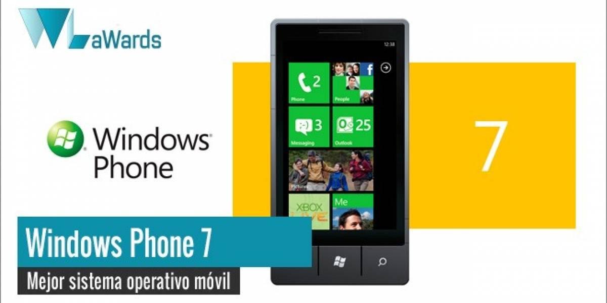 WL aWards 2011: Windows Phone, el mejor sistema operativo móvil del año