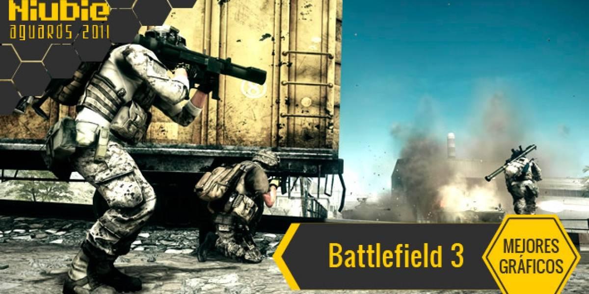 Videojuego con Mejores Gráficos [NB Aguards 11]: Battlefield 3
