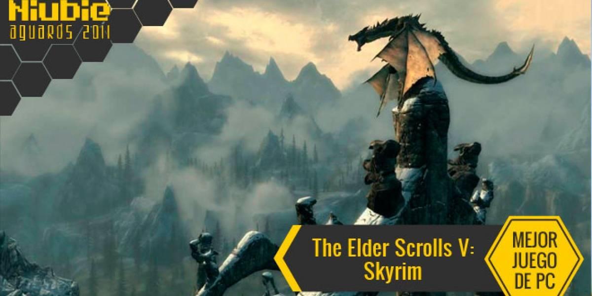 Mejor juego de PC [NB Aguards 11]: The Elder Scrolls V: Skyrim