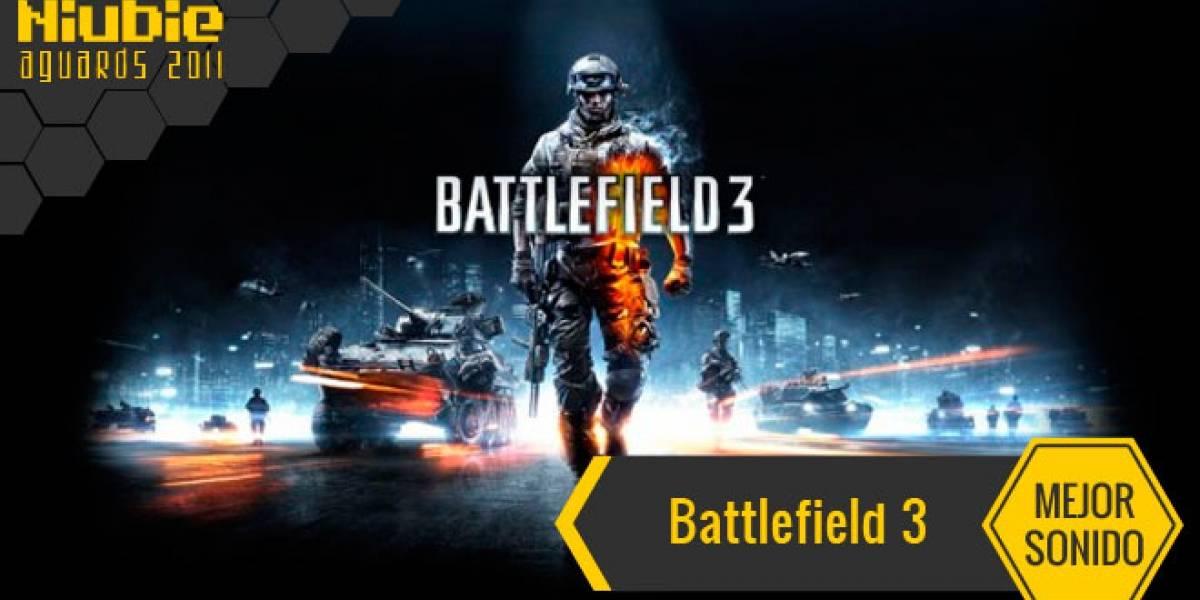 Videojuego con Mejor Sonido [NB Aguards 11]: Battlefield 3