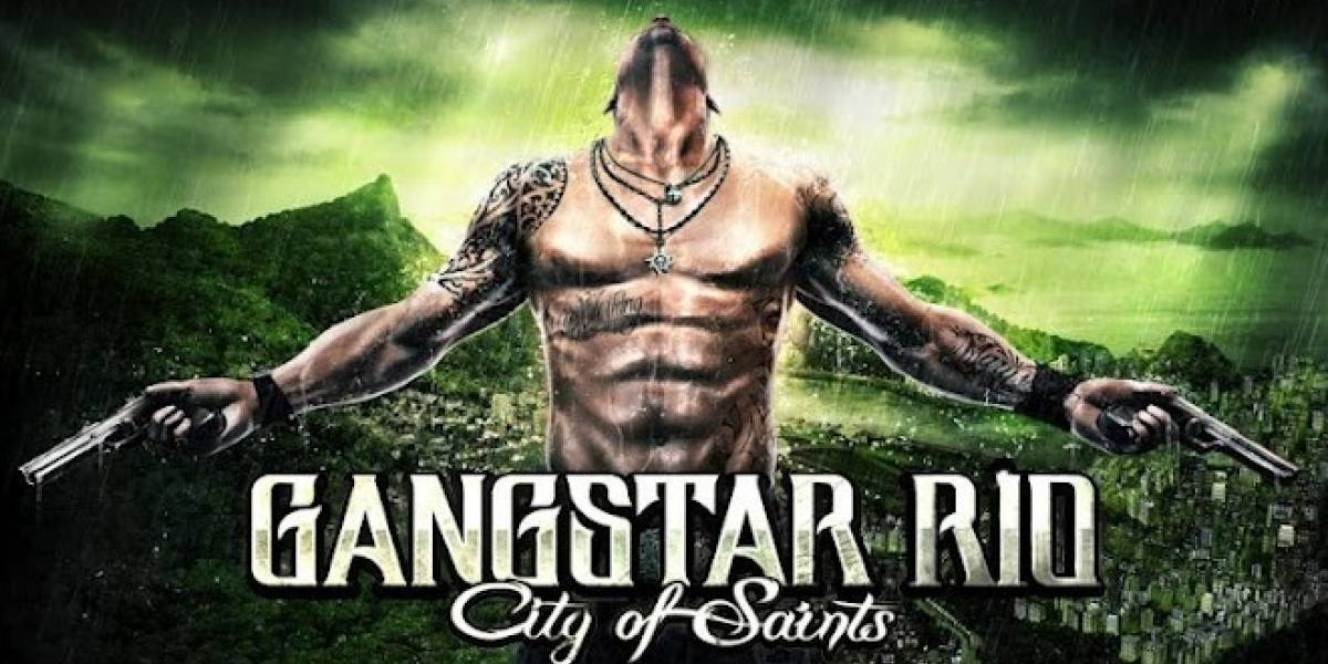 Juega Gangstar Rio: City of Saints en tu Android