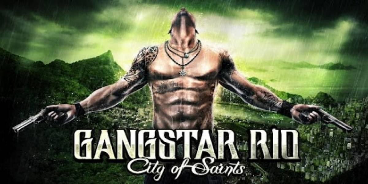 Gangstar Rio: City of Saints ya está disponible para Android