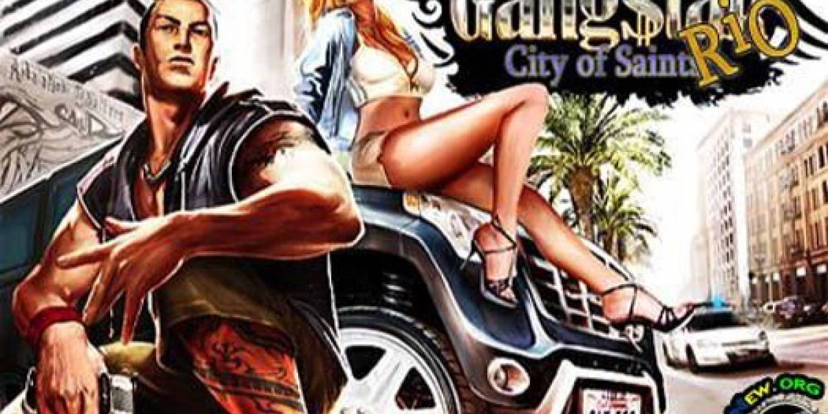 Gameloft anuncia Gangstar Rio: City of Saints