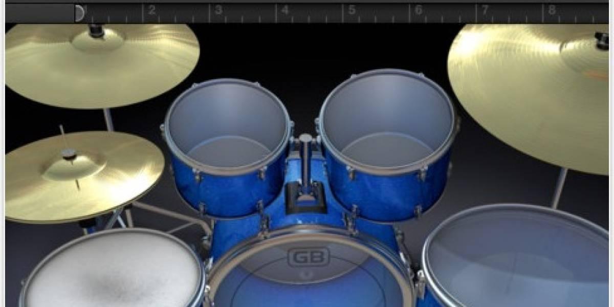 GarageBand llega al iPhone y al iPod Touch