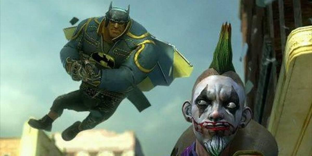 Gotham City Impostors, ahora sí, tiene fecha de lanzamiento