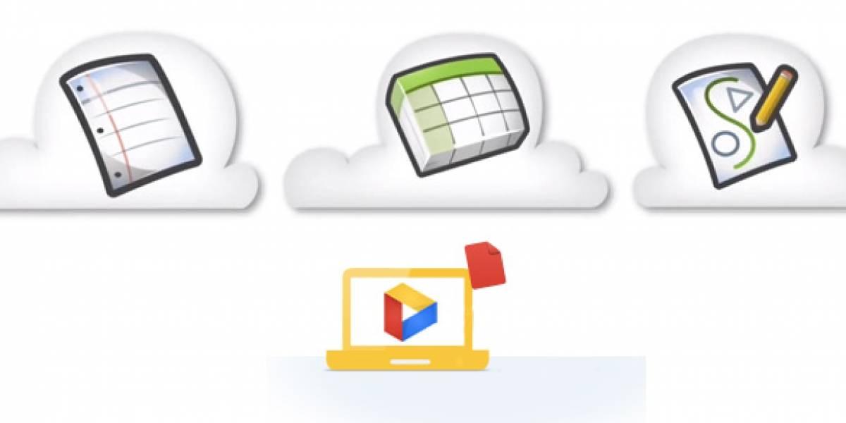 Se filtran imágenes del futuro Google Drive