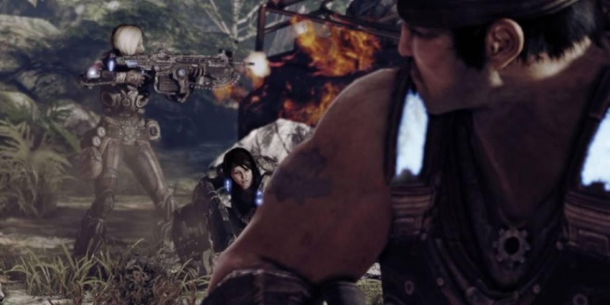 Gears of War 3 ya lleva más de 3 millones de copias vendidas